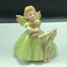 JOSEF ORIGINALS FIGURINE birthday angel through years statue 7 baby doll... - $34.65