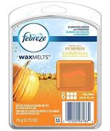 Febreze Wax Melts Fresh Fall Pumpkin Air Freshener (1 Count, 2.75 Oz), 0... - $6.91