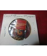 1992 Barcelona Olympics Coca Cola Sponsorship Pin - $5.99