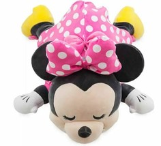 DIsney's Minnie Mouse Cuddleez Plush  Large  23''  latest -new with tags -store  image 2