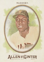 2017 Topps Allen and Ginter #315 Willie McCovey SP  - $0.50