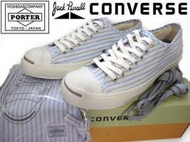 Porter Bespoke CONVERSE Jack Purcell IN Collaborazione USA 8 Righe - $285.47