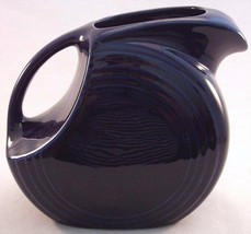 Pre-Owned Fiesta Large 2 Qt. Dark Cobalt Blue Disc Pitcher - $24.99