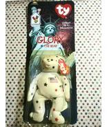 Rare Glory The Bear 1999 McDonald's Ty Beanie Baby 1993 Error Original P... - $405.87