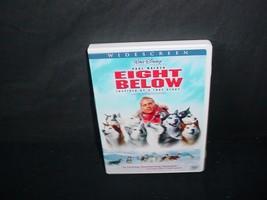 Eight Below Disney DVD Video Movie - $5.84