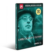 A WOLF IN SHEEP'S CLOTHING (SAUL ALINSKY AND SOCIALISM) AN EWTN - 2 DVD