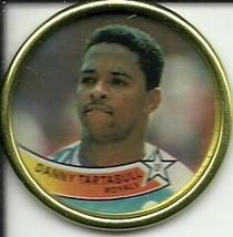 1989 Topps Coins #55 Danny Tartabull NM-MT Royals - $0.75