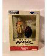 Diamond Select Avatar The Last Airbender Aang Season 1 Action Figure New... - $27.72
