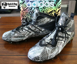 Adidas Men's Football Shoes Freak x Kevlar Cleats Men AQ6849 Size 11 Snake - $54.98