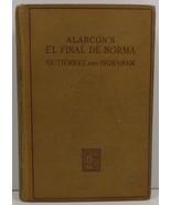 El Final De Norma por Pedro De Alarcon by Santiago Gutierrez - $5.99