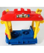 Little People Disney Magical Day Carriage Jolly Trolley Musical Train Mi... - $42.85
