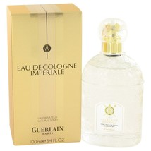 Imperiale By Guerlain Eau De Cologne Spray 3.4 Oz - $45.77