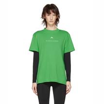 Marine serre short sleeve green t shirt 1 thumb200