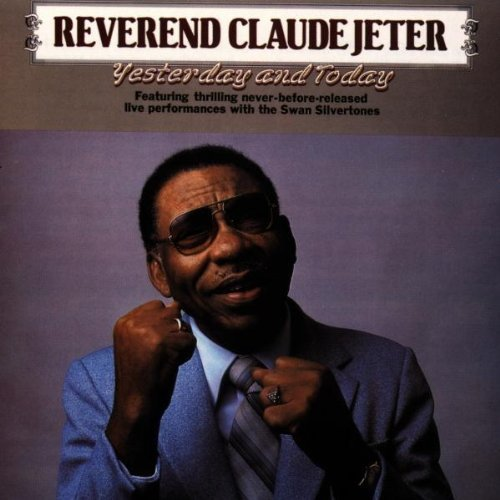 Yesterday & Today [Audio CD] Jeter, Claude