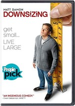 Downsizing [DVD] - $5.95