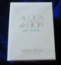 Giorgio Armani Acqua Di Gio 3.4oz Men's Eau de Toilette - $48.46