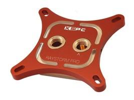 XSPC RayStorm Pro WaterBlock (Intel) Red - $89.09