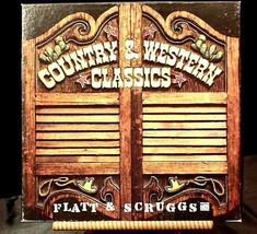 Country & Western Classic Records: Flatt & Scruggs AA20-RC2140 Vintage