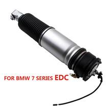 37126785535 Rear Left w/ EDC For BMW E65 E66 Air Suspension Shock Strut - $249.45