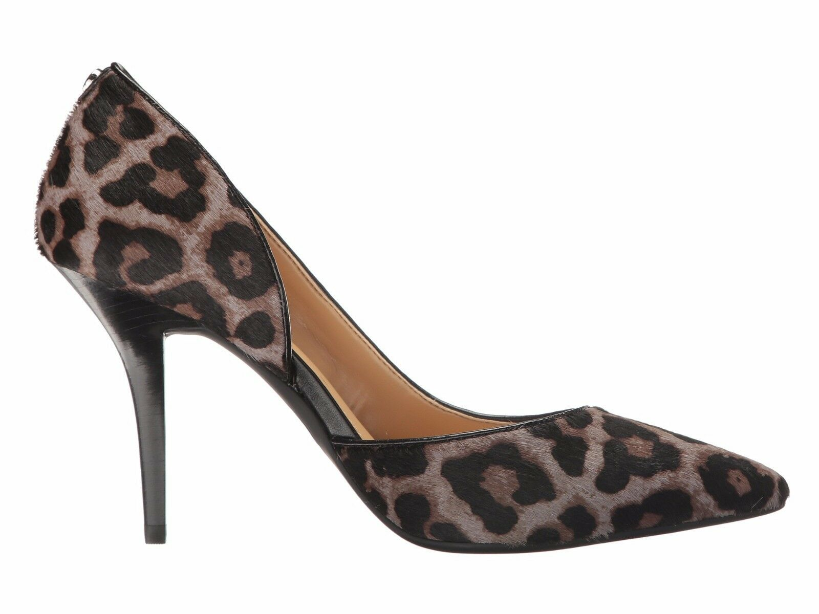 Primary image for New Michael Kors Women Nathalie Flex D'orsay Pumps Grey Animal Variety Sizes
