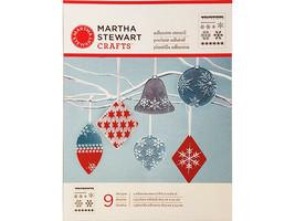 Martha Stewart Crafts Snow Day Self-Adhesive Stencil #33008