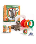 Litter Kwitter Cat Toilet Training System With Instructional DVD [New]  - $67.77