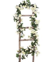 Koala Superstore Decoration Fake Rose Flowers Vines Home Party Artificial Flower - $20.14