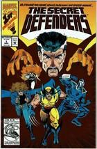 THE SECRET DEFENDERS (Marvel)  1  2 - Both Near Mint - $4.99