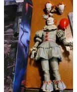 It clown horror figure with box - $24.99