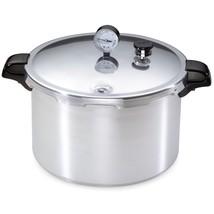 16 Quart Aluminum Pressure Cooker Canner Meats Vegetables Poultry Seafoo... - €71,87 EUR