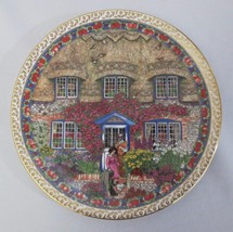 Royal Worcester 'Country Cottages' Collective Plate by Sue Scullard Suss... - $20.00