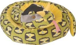 Wild Republic Snake Plush, Stuffed Animal, Plush Toy, Gifts Kids, Rhino ... - $19.35
