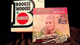 Zorba the Greek Tijuana Mexicali brass & Boogie Woogie  Bongos AA20-RC2134 Vinta image 8