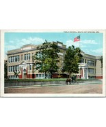 Vtg Postcard Arkansas South Hot Springs AR ARK - Public School 1920s UNP - $24.95
