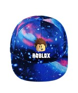 5 Colors Roblox Printed Cap Game Kids Summer Caps Unisex Casual Hats Sta... - £7.93 GBP