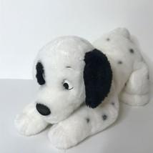 Disney Store Patch Plush 101 Dalmations Puppy Dog Stuffed Animal Beanie ... - $27.72