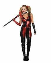 Dreamgirl Harlequin Blaster Harley Quinn Suicide Squad Halloween Costume... - $51.95