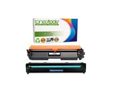 2PK CF230A with CHIP & CF232A Compatible HP M203 M227 Toner and Drum Combo - $89.99