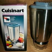 Cuisinart 32 Oz. Stainless Steel Blender Jar Container Model CB-601 - $23.33