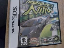Nintendo DS Need For Speed: Nitro image 1