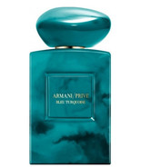 BLEU TURQUOISE by ARMANI/PRIVE 5ml Travel Spray Perfume PEPPER JASMINE MOSS - $19.00