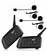 Ejeas V6 Pro 2x Headset Intercom Motorcycle Bluetooth for Motorcycles - $371.79