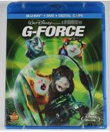 Disney G-FORCE Blu Ray DVD DIGITAL COPY COMBO BRAND NEW Sealed - $3.96