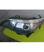 BMW E60 5 SERIES PASSENGER RIGHT RH  HALOGEN HEADLIGHT HEADLAMP BY HELLA - $236.61