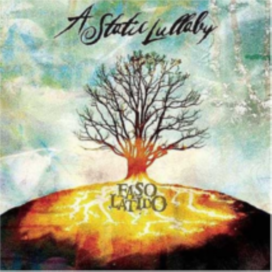 A Static Lullaby by  Faso Latido Cd