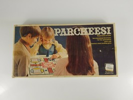 VINTAGE 1975 PARCHEESI ROYAL GAME OF INDIA SELCHOW & RIGHTER COMPANY - $18.69