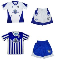 Honduras Arza Youth Soccer Uniform Exclusive Design_100% Polyester_White... - $24.74+
