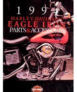 1994 Harley Davidson Eagle Iron Parts & Accessories Accessory Catalog - $12.85