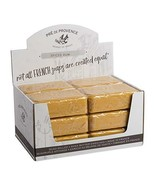 Case 12 Pre De Provence French Bar Soap Spiced Rum 250g 8.8 Ounce Ea She... - $68.95