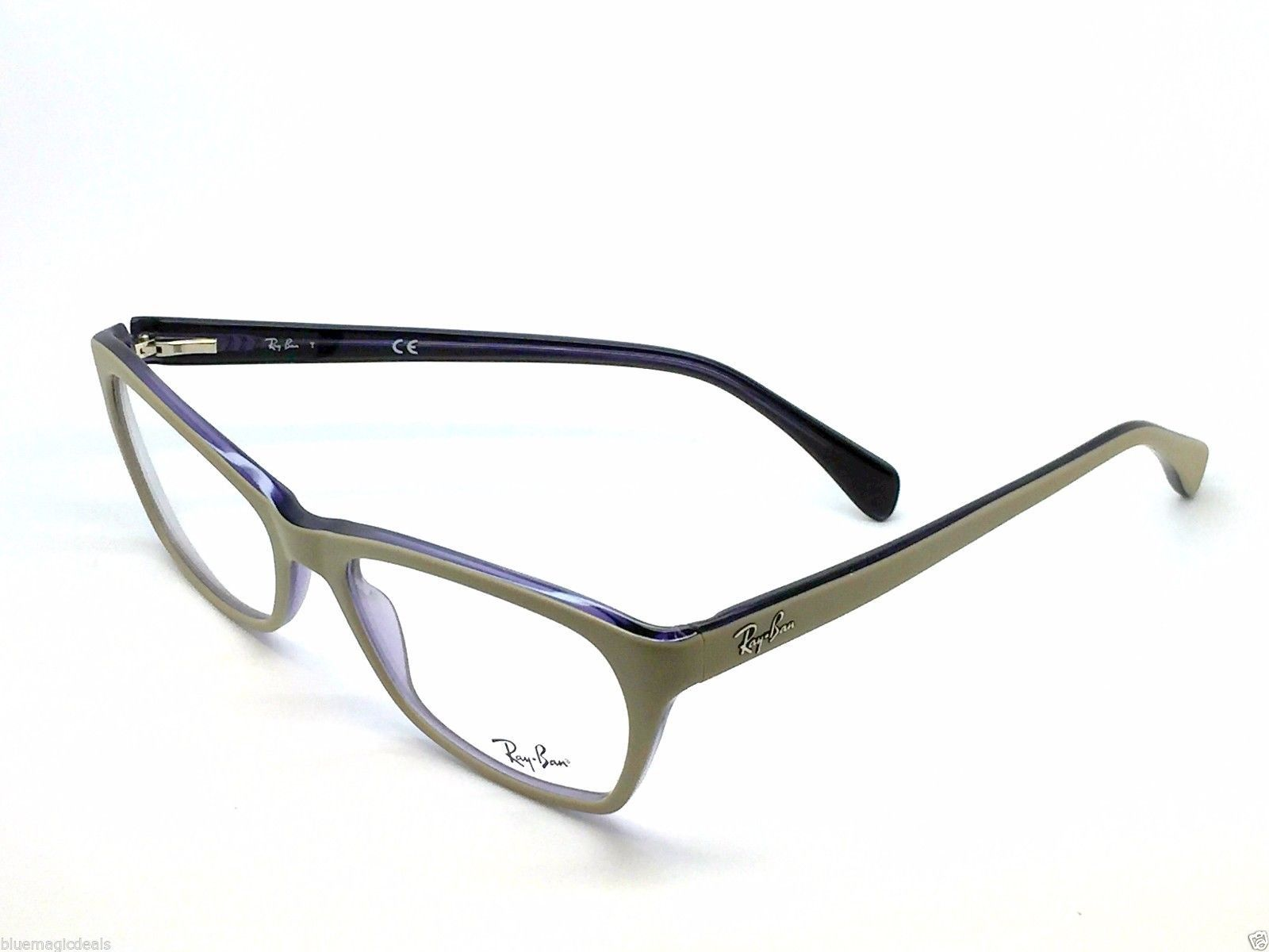 b0566a73a48 Ray-Ban RB 5298 5387 Matte Beige on Purple and 50 similar items. 57